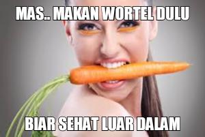 wortel 1